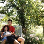 Gartenrast in der Wachau